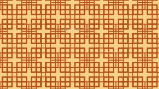 Orange Square Pattern