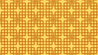 Amber Color Seamless Square Pattern