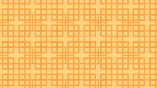Light Orange Seamless Square Background Pattern