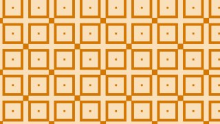 Light Orange Square Background Pattern Graphic