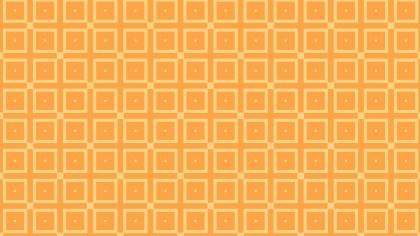 Light Orange Geometric Square Background Pattern Image