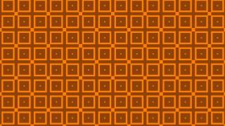 Dark Orange Seamless Square Pattern Background Vector Image