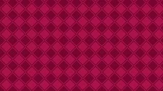 Pink Seamless Geometric Square Background Pattern