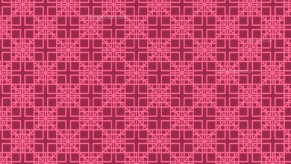 Pink Geometric Square Pattern Background Illustrator