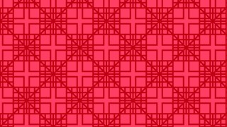 Folly Pink Seamless Geometric Square Pattern Background Design