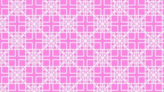 Rose Pink Seamless Geometric Square Background Pattern Image