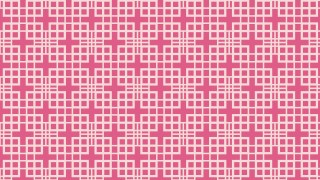 Pink Geometric Square Background Pattern
