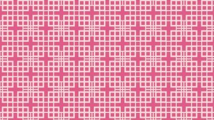 Pink Geometric Square Background Pattern