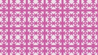 Pink Square Pattern Illustrator