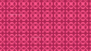 Pink Seamless Square Background Pattern Vector Graphic