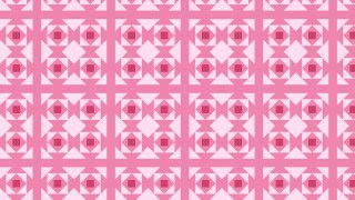Pink Seamless Geometric Square Pattern Background Illustrator