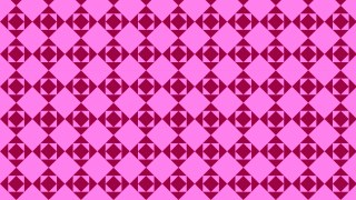 Fuchsia Square Pattern Background