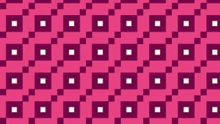 Pink Seamless Square Pattern Illustrator