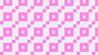 Rose Pink Square Background Pattern