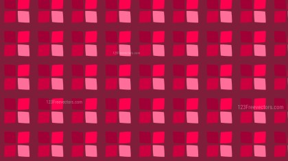Pink Geometric Square Pattern Background