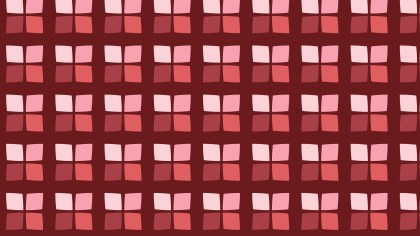 Pink Seamless Square Pattern