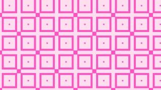 Rose Pink Square Background Pattern Illustrator