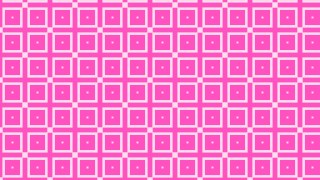Rose Pink Geometric Square Pattern Vector Illustration