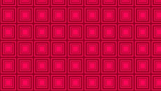 Folly Pink Seamless Concentric Squares Background Pattern Vector Art