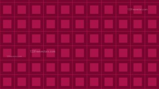 Pink Seamless Square Background Pattern Design