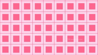 Pink Seamless Geometric Square Background Pattern Vector Image