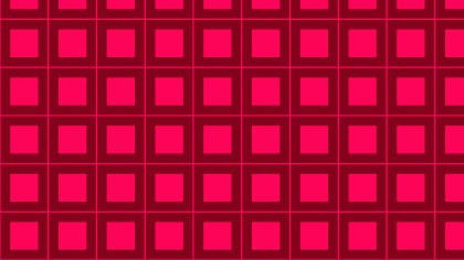Folly Pink Square Pattern Background