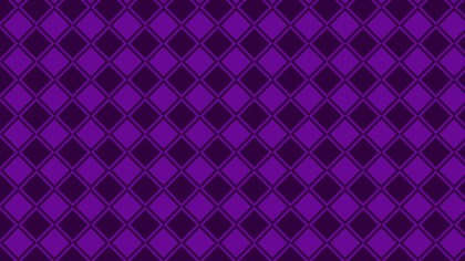 Purple Square Pattern Background Vector Art
