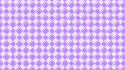 Purple Geometric Square Pattern Illustration