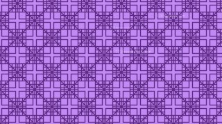 Purple Geometric Square Pattern Background Design