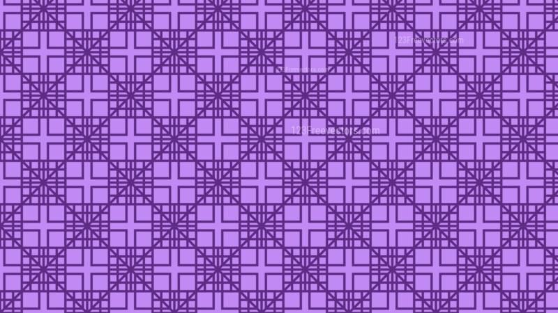 Purple Geometric Square Pattern Background Design