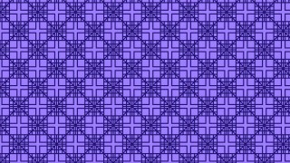 Indigo Seamless Square Pattern Background Vector Image