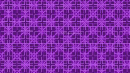 Purple Seamless Square Background Pattern Illustrator