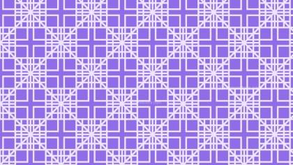 Violet Square Pattern