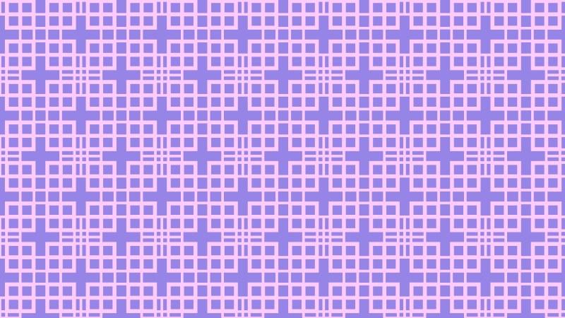Purple Seamless Square Pattern