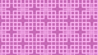 Lilac Seamless Geometric Square Pattern Background