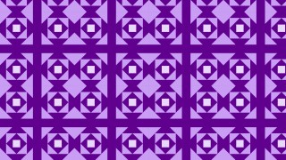Purple Geometric Square Background Pattern Vector Illustration