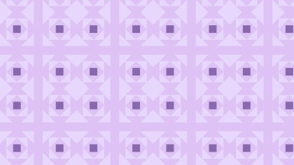 Light Purple Seamless Square Pattern Vector