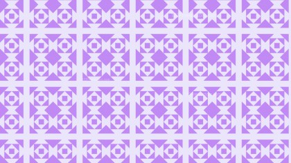 Violet Seamless Square Background Pattern Graphic
