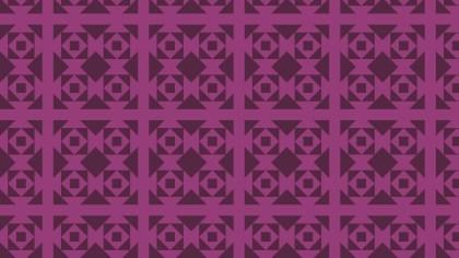 Purple Seamless Geometric Square Background Pattern Image