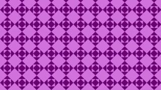 Lilac Geometric Square Pattern