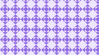 Violet Seamless Geometric Square Background Pattern