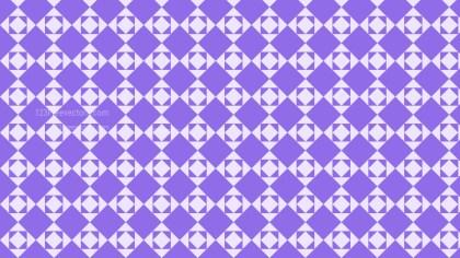 Violet Square Pattern Illustrator