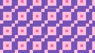 Purple Geometric Square Pattern Background Graphic