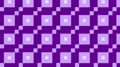 Purple Seamless Square Pattern Background Image