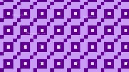 Purple Seamless Square Background Pattern Vector Graphic