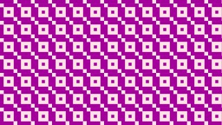 Purple Seamless Geometric Square Background Pattern Vector Illustration