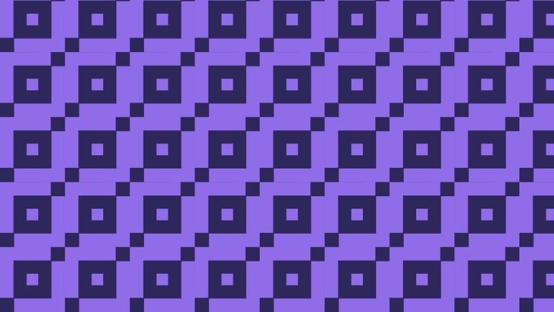 Indigo Square Background Pattern