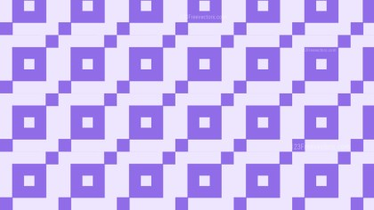 Violet Geometric Square Pattern Background