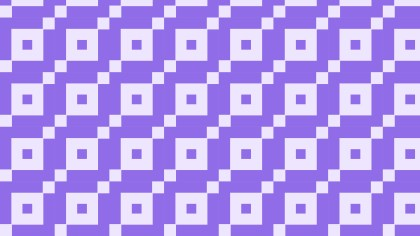 Violet Geometric Square Background Pattern