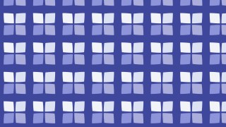 Violet Seamless Square Pattern